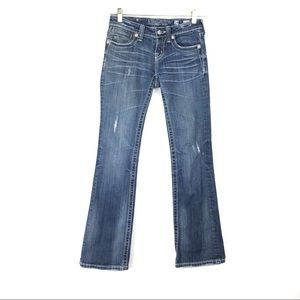 Miss Me Girls Boot Cut Jeans